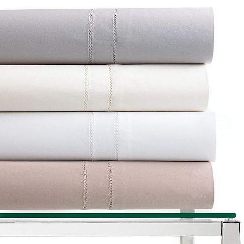 Hotel Collection 800T Egyptian Cotton Queen Fitted Sheet Mineral (Beige) at Sears.com