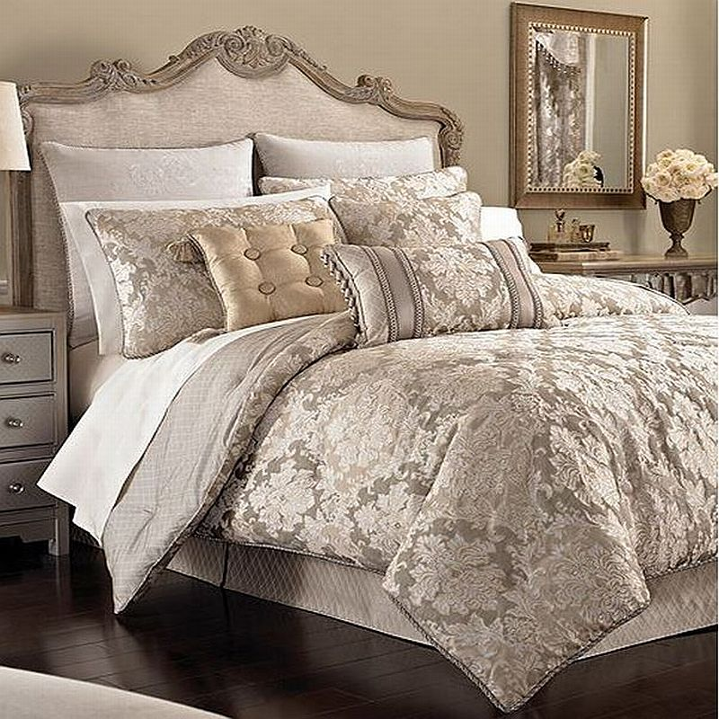 Croscill Home Ava King 4 Piece Comforter In A Bag Set NEW