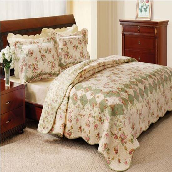 Claremont Greenland Home Bliss Quilt & Sham Set, Twin, Full/Queen Or King at Sears.com