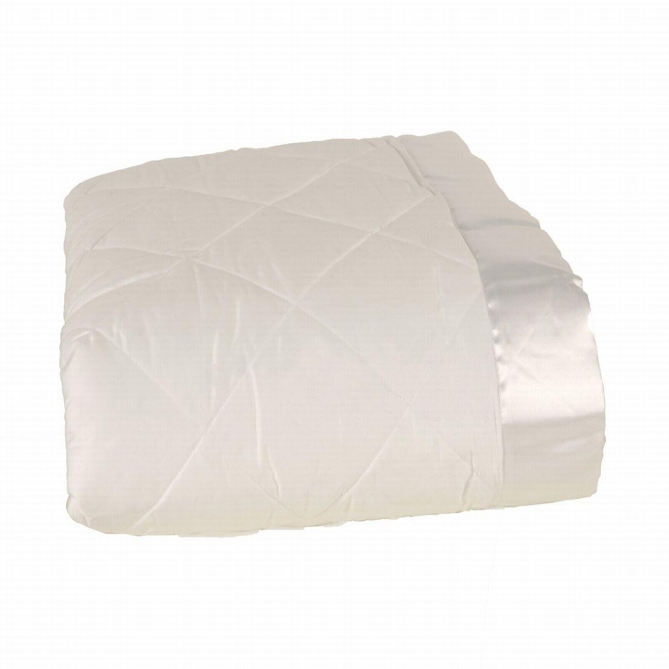 Outlast Temperature Regulating Blanket White