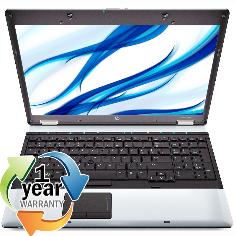 "HP REFURBISHED HP ProBook 6550b 2.4GHz i5 4GB 160GB DVD Win 7 Home WiFi 15.6"" Laptop Notebook at Sears.com"