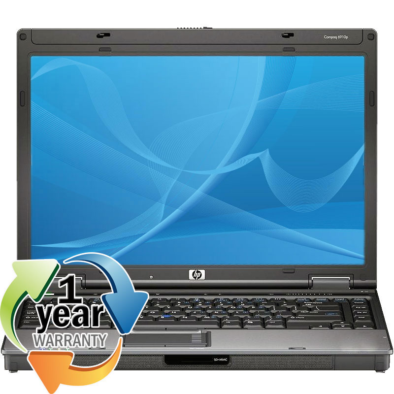 HP REFURBISHED HP 6910P C2D 2.0GHz 4GB 320GB CDRW-DVD Win 7 Pro Laptop Notebook WiFi at Sears.com