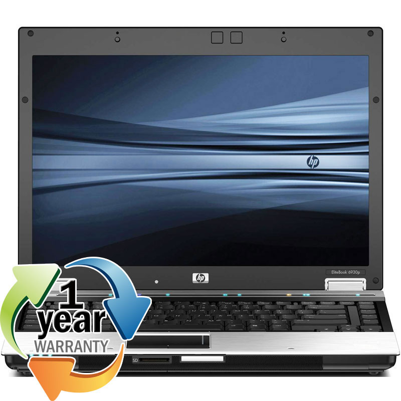 HP REFURBISHED HP EliteBook 6930p C2D 2.4GHz 4GB 120GB DVDRW Windows 7 Pro Laptop Notebook at Sears.com