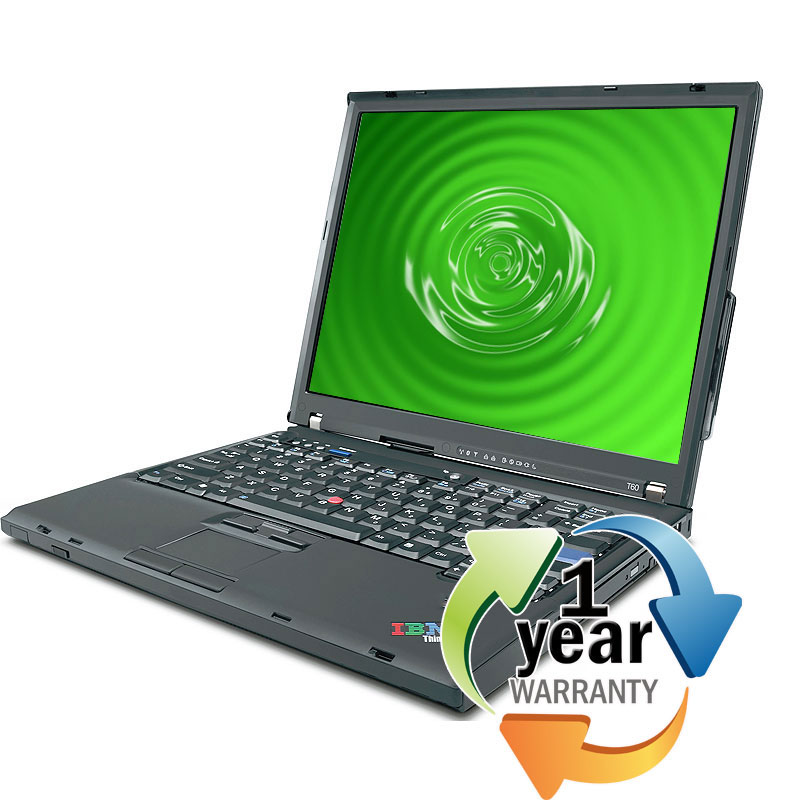 Lenovo REFURBISHED IBM ThinkPad T60 1.83GHz CD 1GB 60GB DVD Win 7 Pro Wi-Fi Laptop Notebook at Sears.com