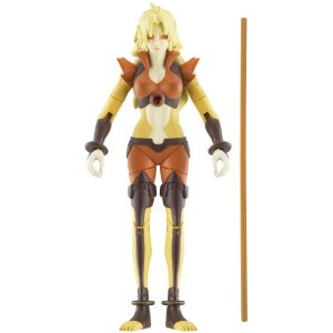 Thundercats Characters Cheetara on Thundercats     4  Cheetara Figure     Bandai   Ebay