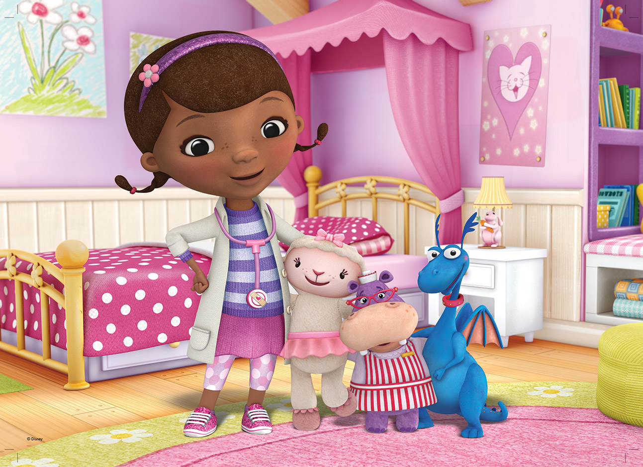doc mcstuffins logo wallpaper pictures to pin on pinterest
