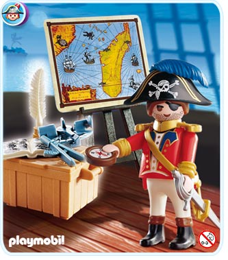 A Collection of Safe Toys - Playmobil Pirates