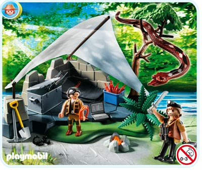 Have an Interactive Play through Playmobil