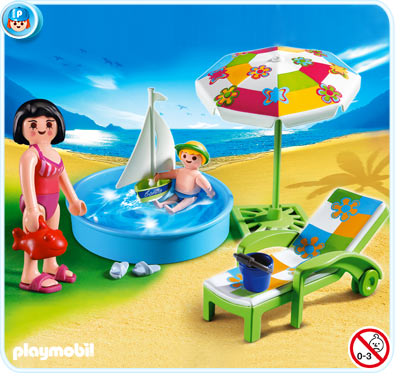 Quality Materials of Playmobil Leisure