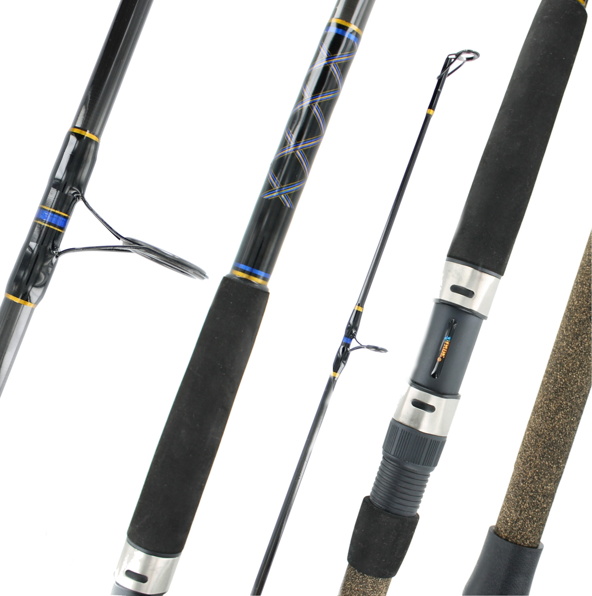 ande ats 1100a surf spinning fishing rod 11 39 39 2 pc surf