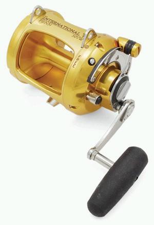 Penn international 50vw big game fishing reel new ebay for Big game fishing reels