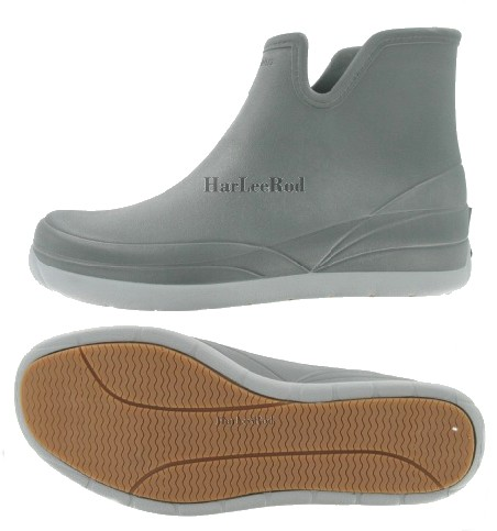Shimano evair fishing boat deck boots size 13 new gray ebay for Fishing shoes for the boat