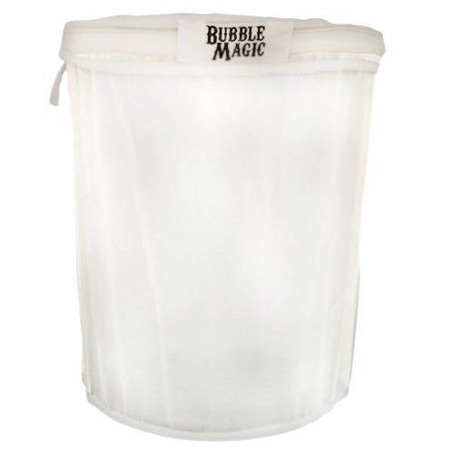 DL Wholesale Bubble Magic 5 Gallon 220 Micron Zipper Bag For Herbal Extract Washing Machine at Sears.com