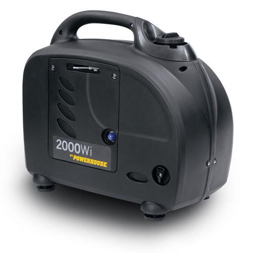 powerhouse  watt inverter portable rv camping power generator  wi ebay