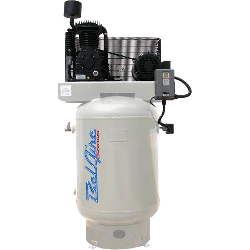 Belaire 5312v 208 230 volt 10 hp 120 gallon vertical two for 120 volt magnetic door switch