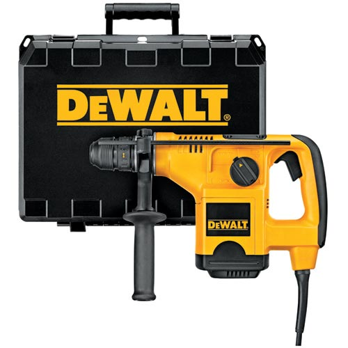 "DeWALT D25404K 1-1/8"" VS SDS Rotary Chipping Hammer Tool Kit - Electric at Sears.com"
