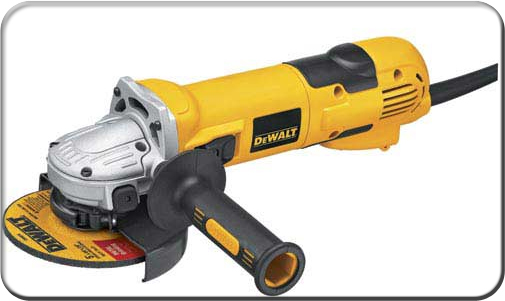 DeWALT D28131 4-1/2'' High Power Small Angle Grinder Grinding Tool - Electric at Sears.com