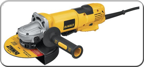 DeWALT D28144 6'' High Power Small Angle Grinder Grinding Tool - Electric at Sears.com