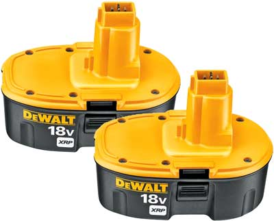 DeWALT DC9096-2 18V XRP Batteries 18 Volt Battery Pack at Sears.com