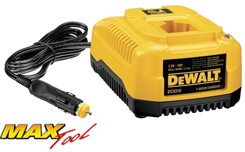 DeWALT DC9319 7.2V 18V Tool Battery 1 Hour Car Charger - 7.2 18 Volt at Sears.com
