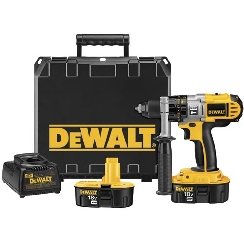 DEWALT RECON DeWALT DCD950KXR 18V 1/2'' Hammerdrill Drill 18 Volt (Reconditioned DCD950KX) at Sears.com