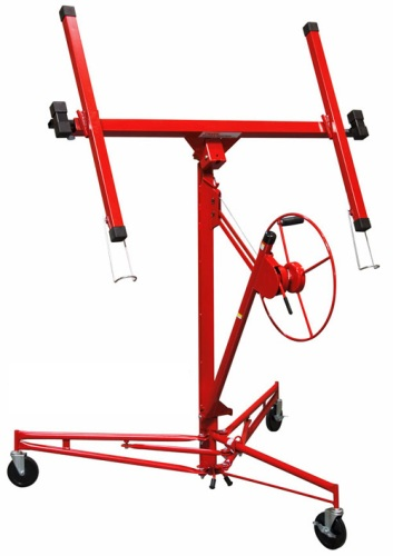 Troy DPH11 11' Drywall Rolling Lifter Panel Hoist Jack Lockable Tool - DPH11 at Sears.com