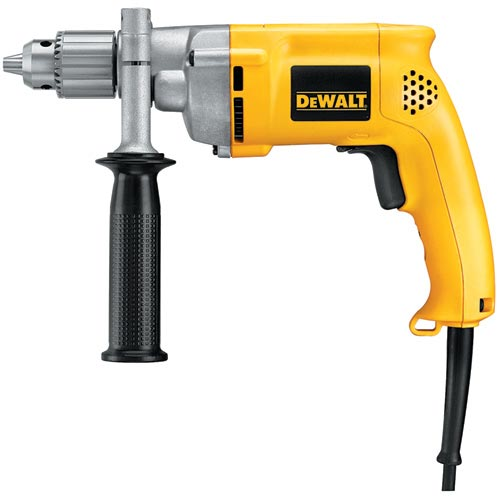 "DEWALT RECON DeWALT DW235GR 1/2"" 7.8 Amp VSR Drill Driver Tool Kit (Reconditioned DW235GR) at Sears.com"