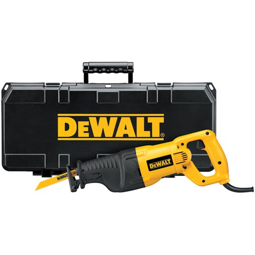 DeWALT DW310K Reciprocating Recip Sawzall Saw Tool Kit - Electric 12.0 Amp at Sears.com