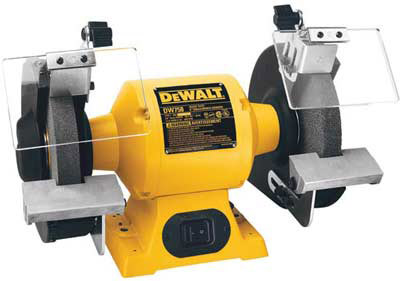 "DeWALT DW756 6"" 5/8 Hp 3,450 Rpm Bench Grinder at Sears.com"