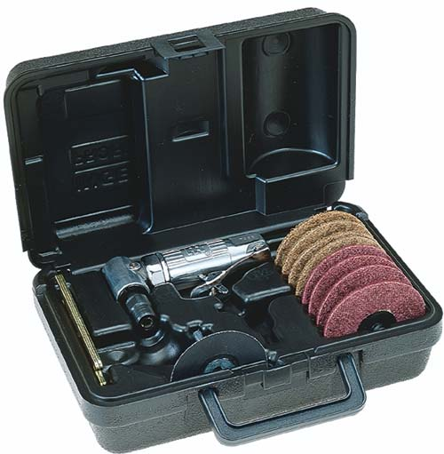 """Ingersoll Rand 301-3MK 1/4"""" Air Angle Die Grinder Surface Conditioning Kit at Sears.com"""