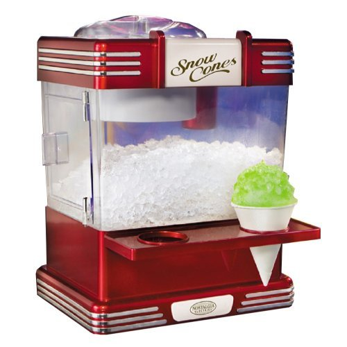 Nostalgia RSM-602 Retro Snow Sno Cone Maker Ice Shaver Machine at Sears.com