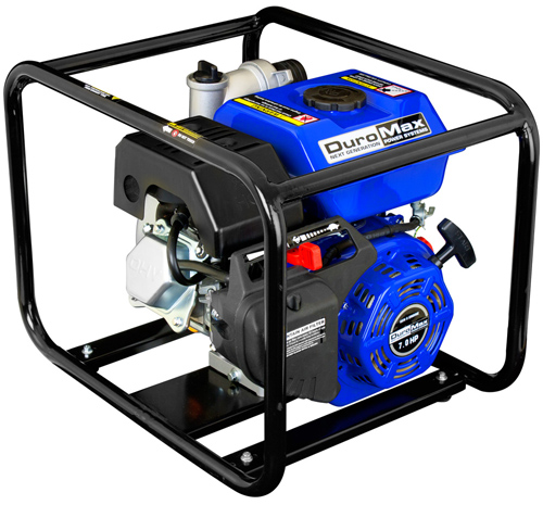 DuroMax XP652WP 2'' Portable 7 HP Gas Power Water Trash Pump NPT Threaded at Sears.com