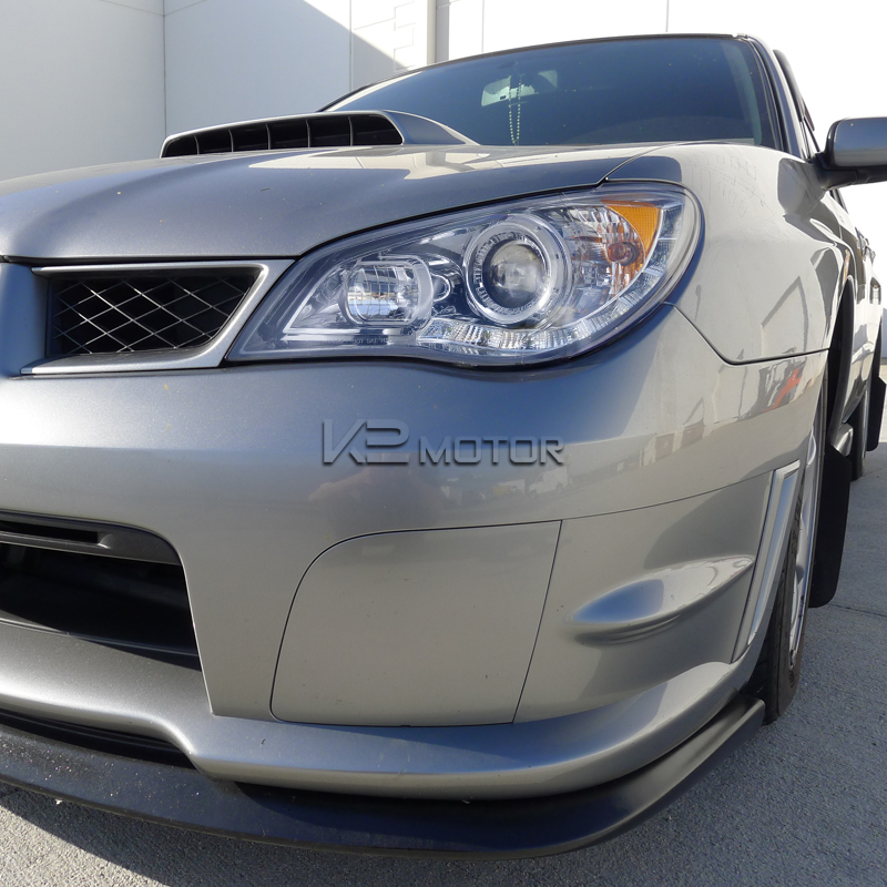 06 07 subaru impreza wrx sti smd led loop projector headlights ebay. Black Bedroom Furniture Sets. Home Design Ideas
