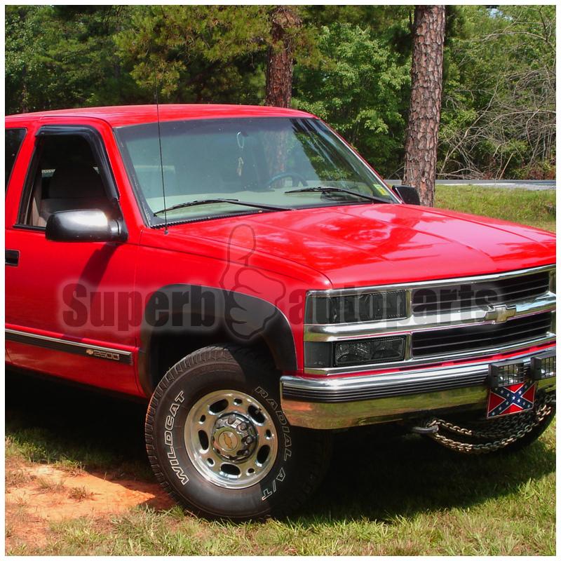 1998 Chevrolet Silverado Z71: 1994-1998 Chevy C10 C/K 1500 2500 Silverado Smoke