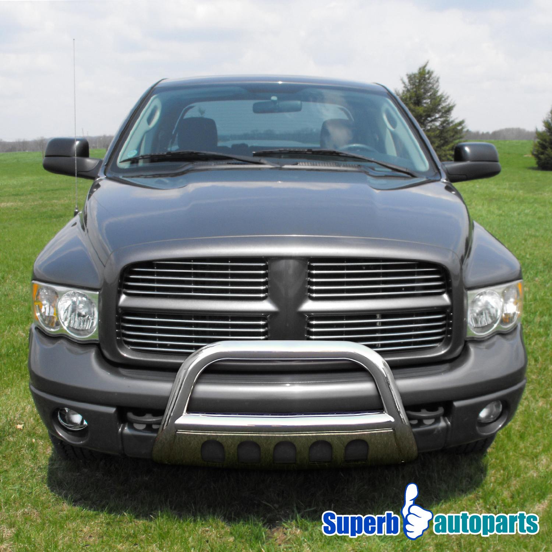 "05 Dodge Ram: Dodge Ram 03-05 1500 03-09 2500/3500 3"" Chrome Stainless"
