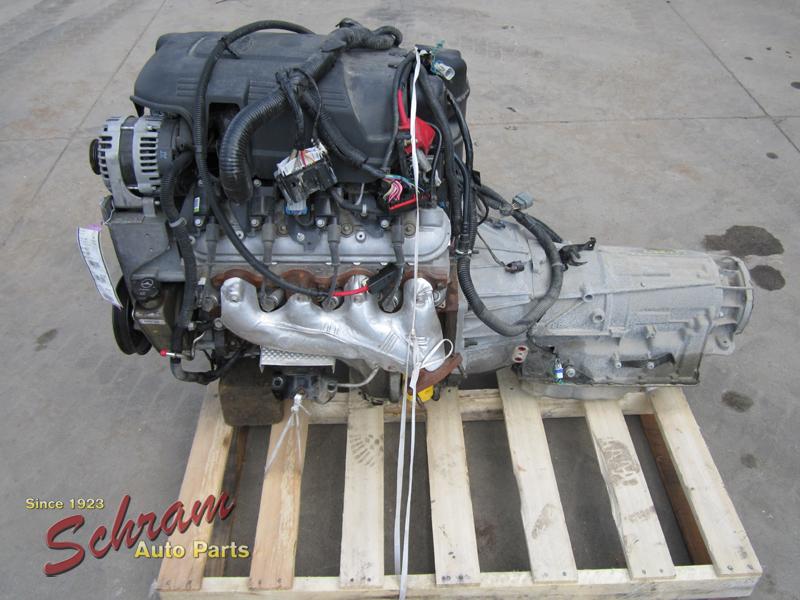 Chevrolet Silverado 5 3l Vortec Lmg Engine 6l80