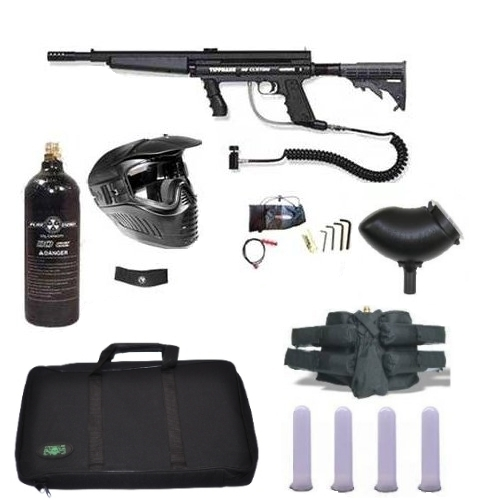 Tippmann Paintball TIPPMANN 98 Custom PS Flatline Sniper Xray 4+1 Set - 5 at Sears.com