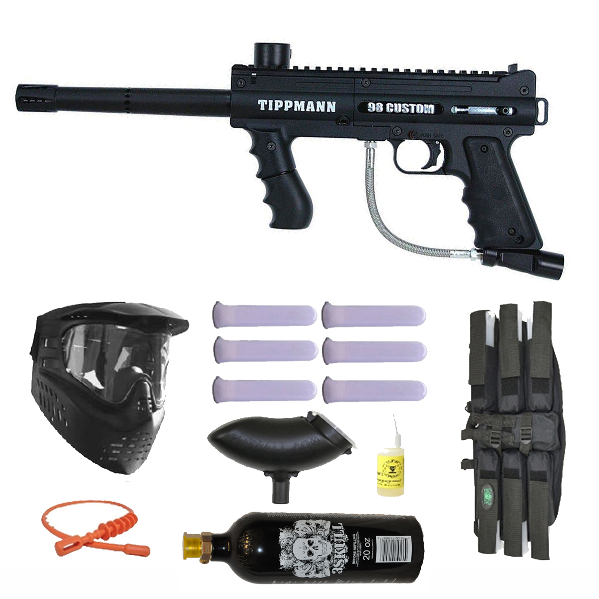 paintball gun - photo #45