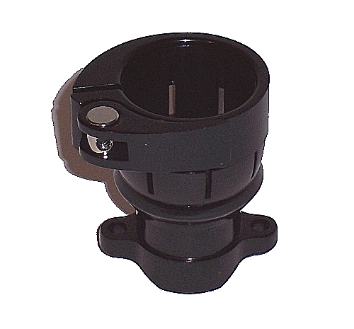 3Skull Spyder  Paintball Clamping FeedNeck w/Holes - Black at Sears.com