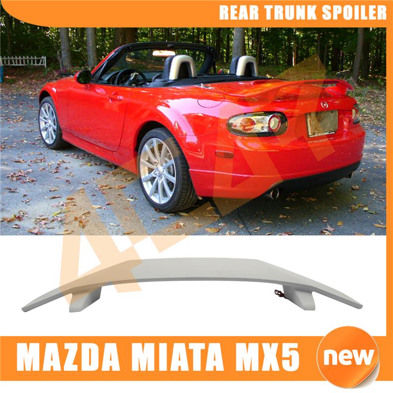 Dodge Dynasty Non Abs 1988 1993 Power Brake: Fit For 2006-2013 Mazda Miata Mx5 Rear Trunk Spoiler Wing