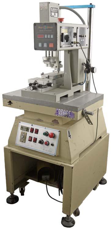primex pad printing machine