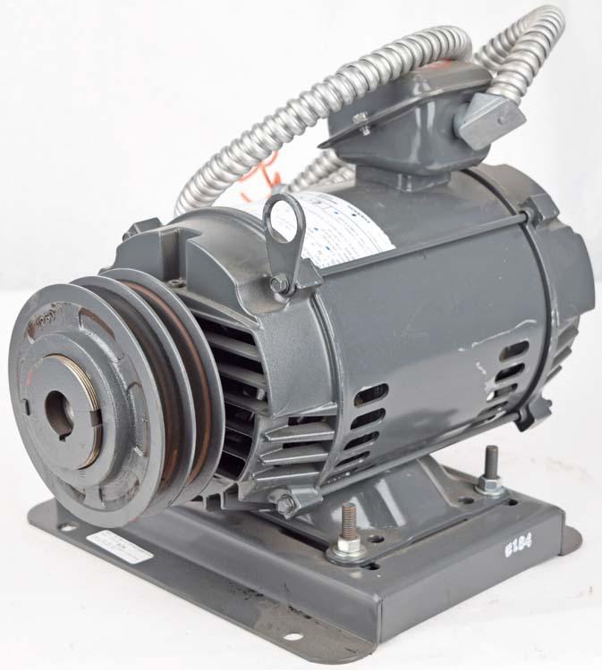 Emerson Ae22y Ae22 5hp 1760rpm 3 Phase Energy Efficient