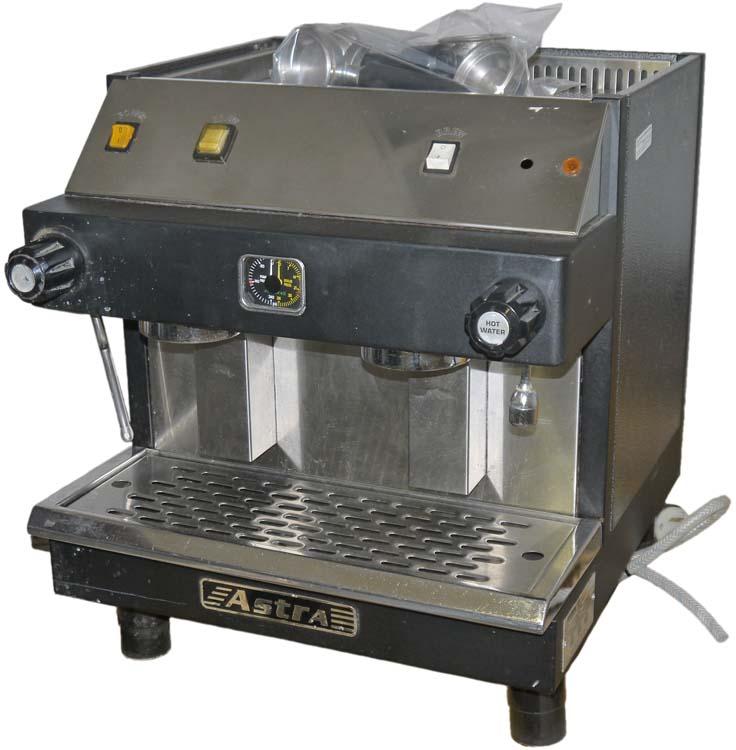 astra espresso machine parts