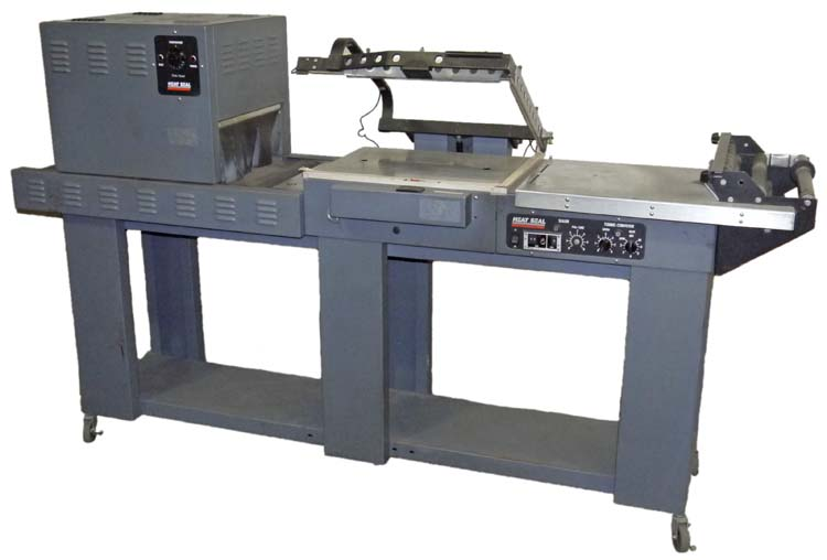 shrink wrap machine with scale