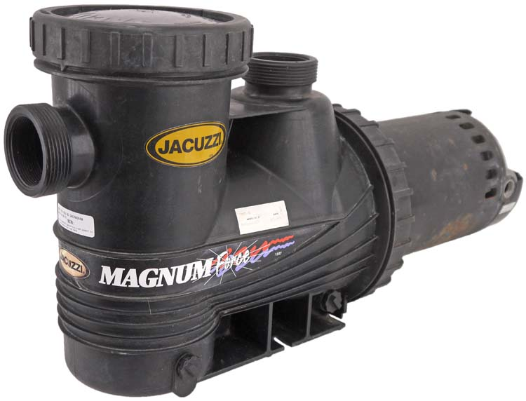 Jacuzzi 94026107 Magnum Force 3 4hp 3450rpm In Ground