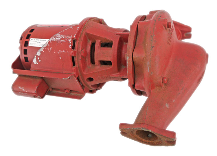 Dayton Circulator Pump : Teel dayton p hp in line water circulator
