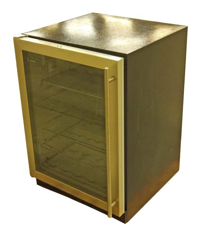 Ge Monogram Zdb24a Rbb Mini Refrigerator Freezer Wine