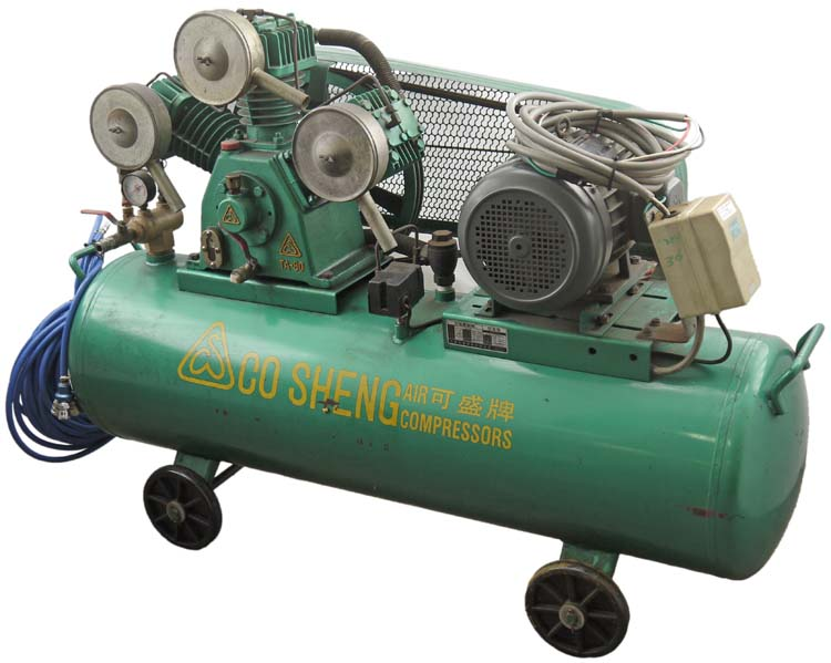 Co sheng ta 80 piston type 1 stage air compressor min for Piston type air motor