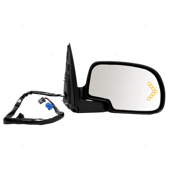 Side View Mirror Glass Replacement