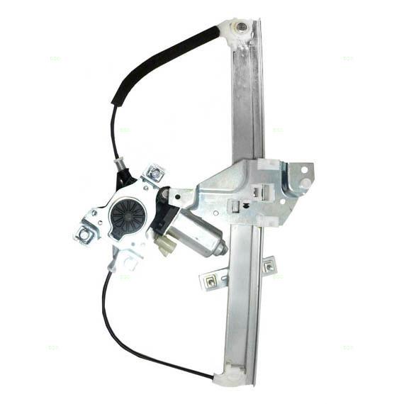 Chevy impala window regulator motor 00 01 02 03 04 05 l ebay for 2001 chevy impala window regulator